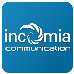 Incomia Communication Logo