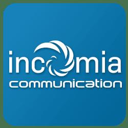 Incomia Communication Logo