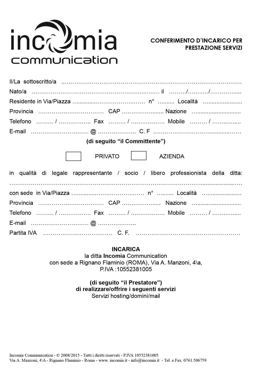 registrazione domini - registrazione dominio - hosting - registrazione email - database mysql