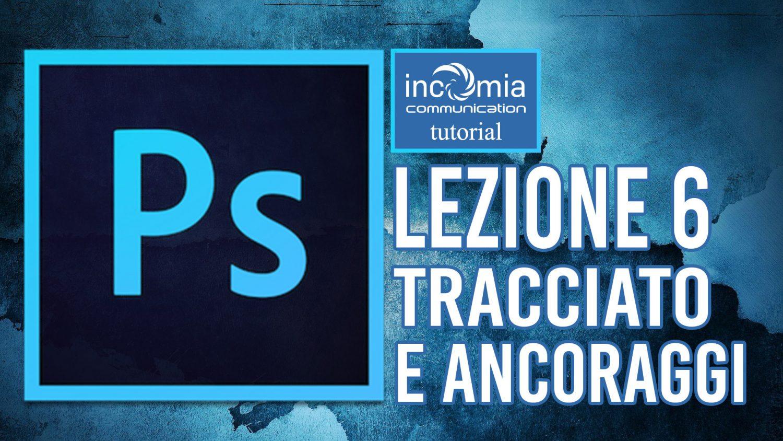 Il Tracciato di Photoshop tutorial italiano gratis